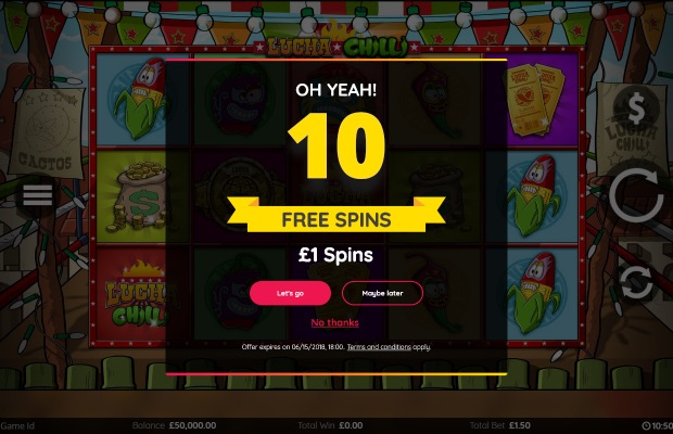Free Spins Factory