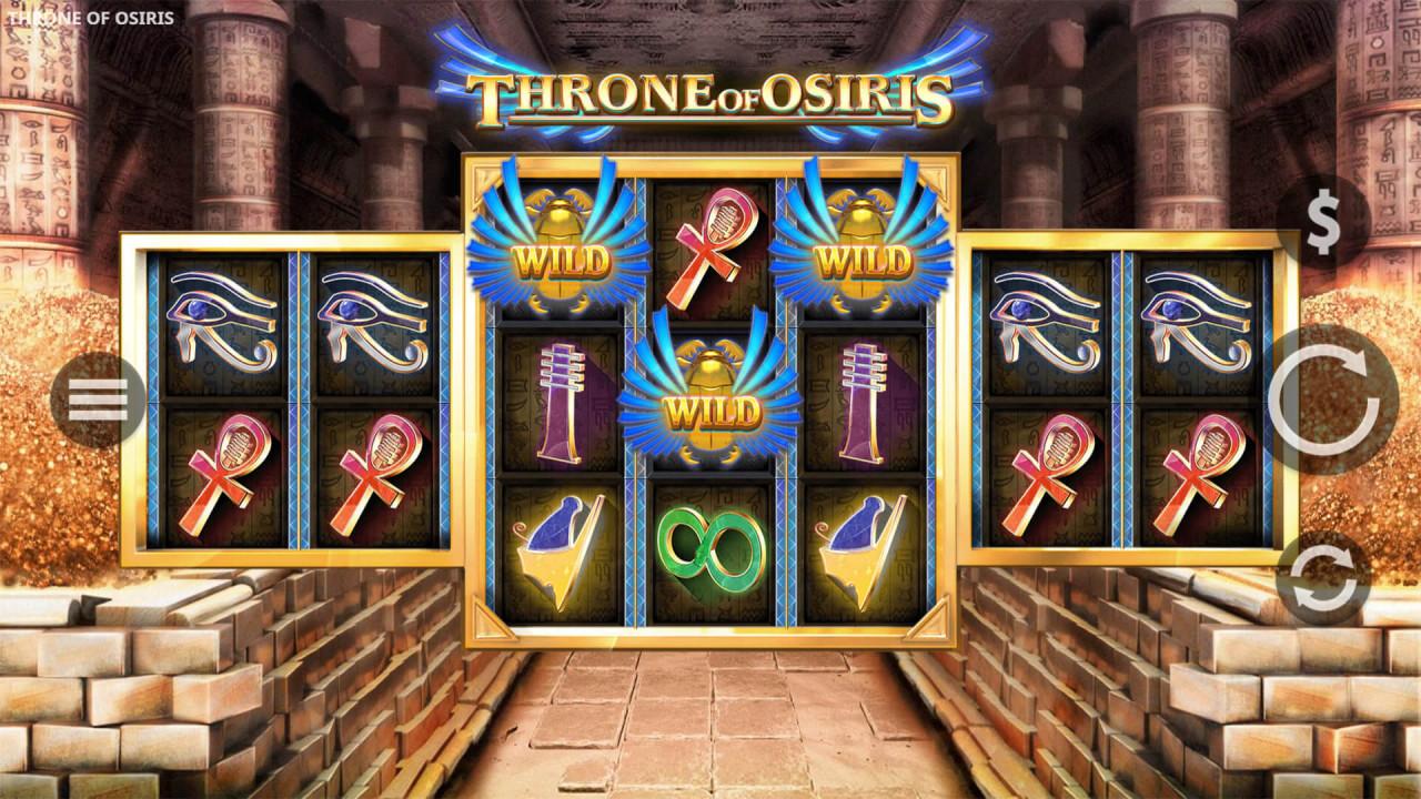 Throne of Osiris