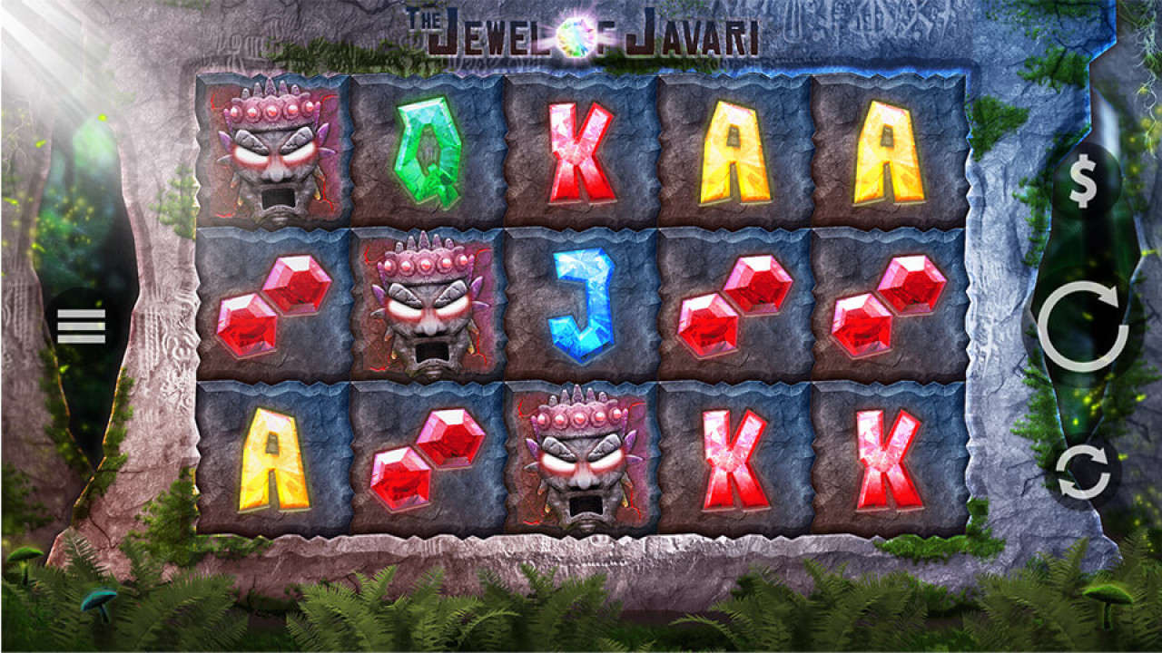 The Jewel of Javari