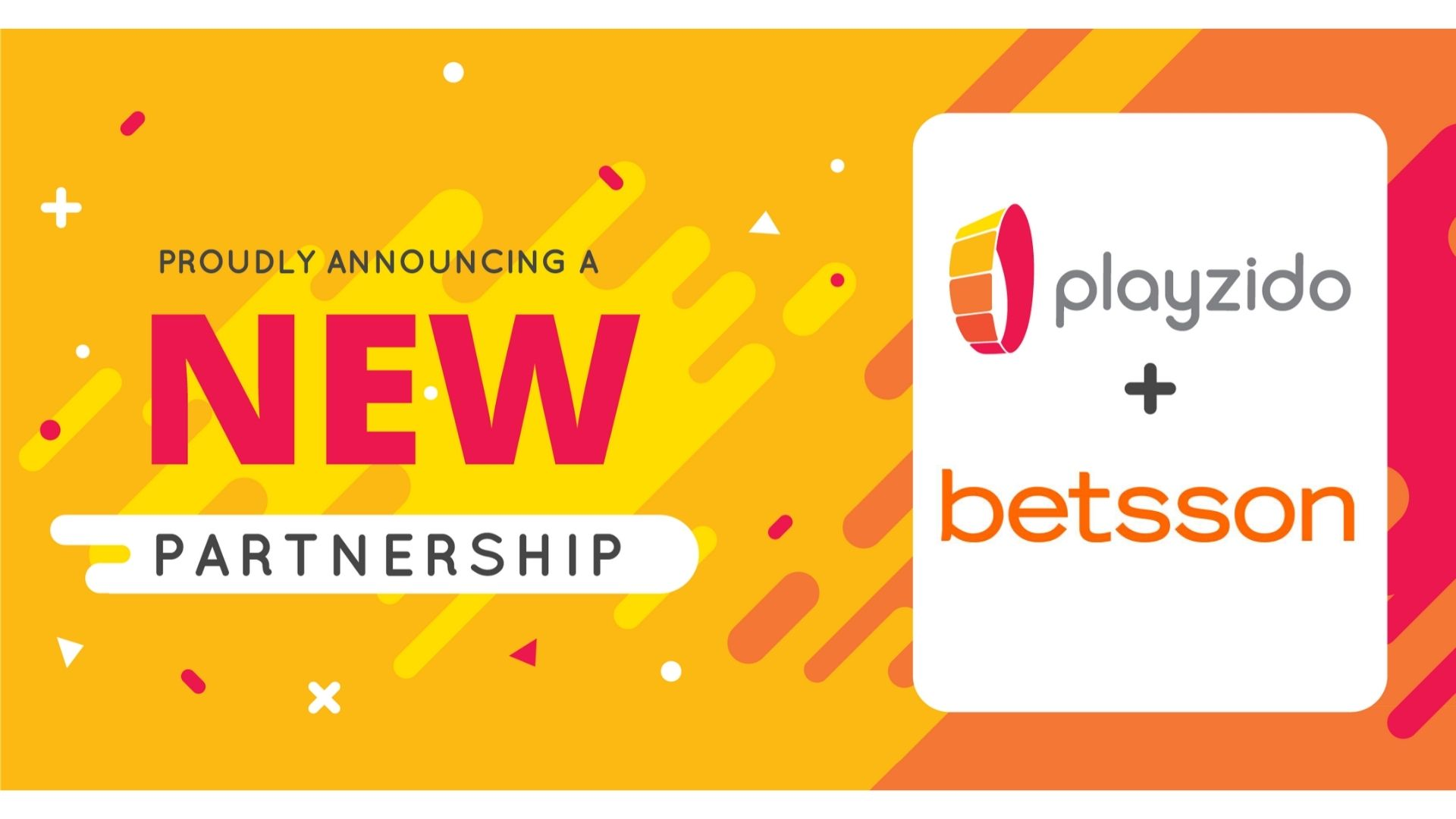 Playzido Continues its Rapid Growth Trajectory with New Betsson Partnership.