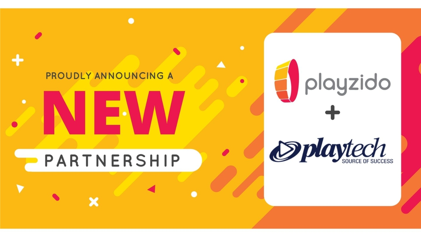 Playzido lands landmark distribution deal with gaming giant, Playtech.