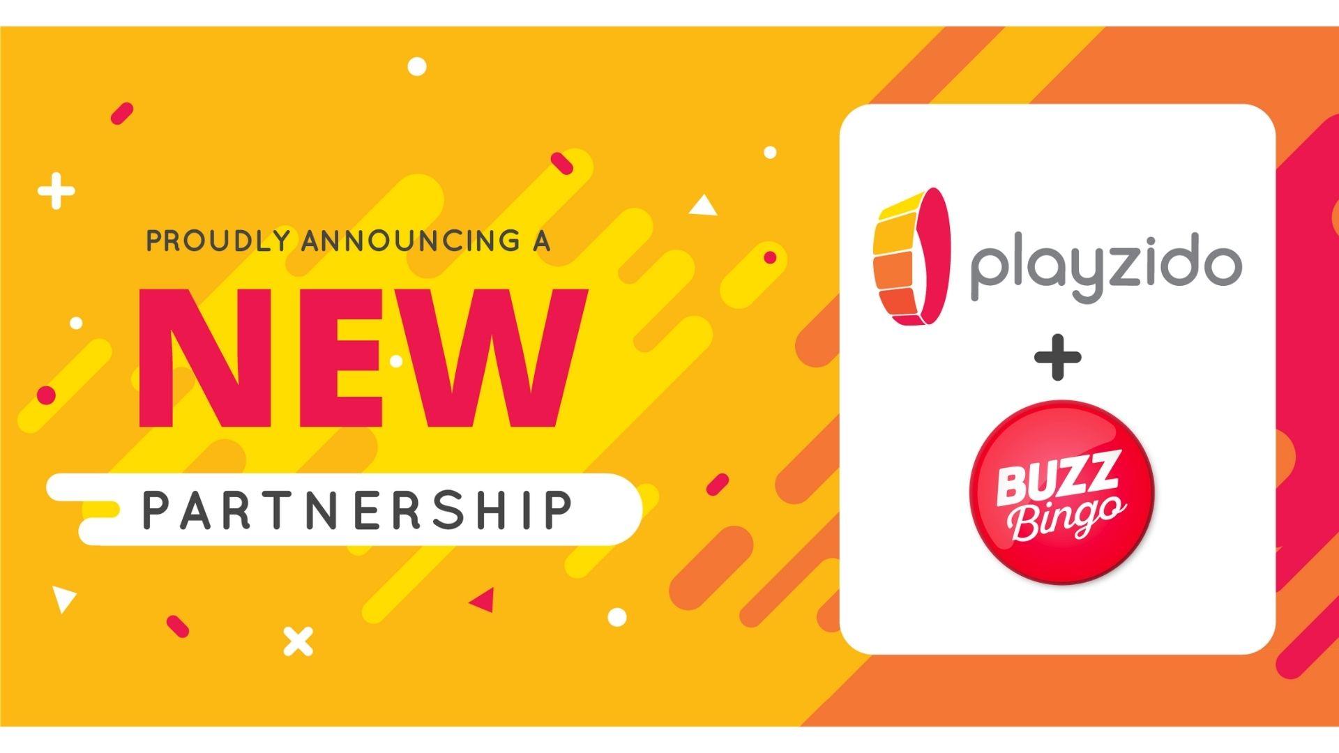 Playzido kick-off Playtech integration with Buzz Bingo launch