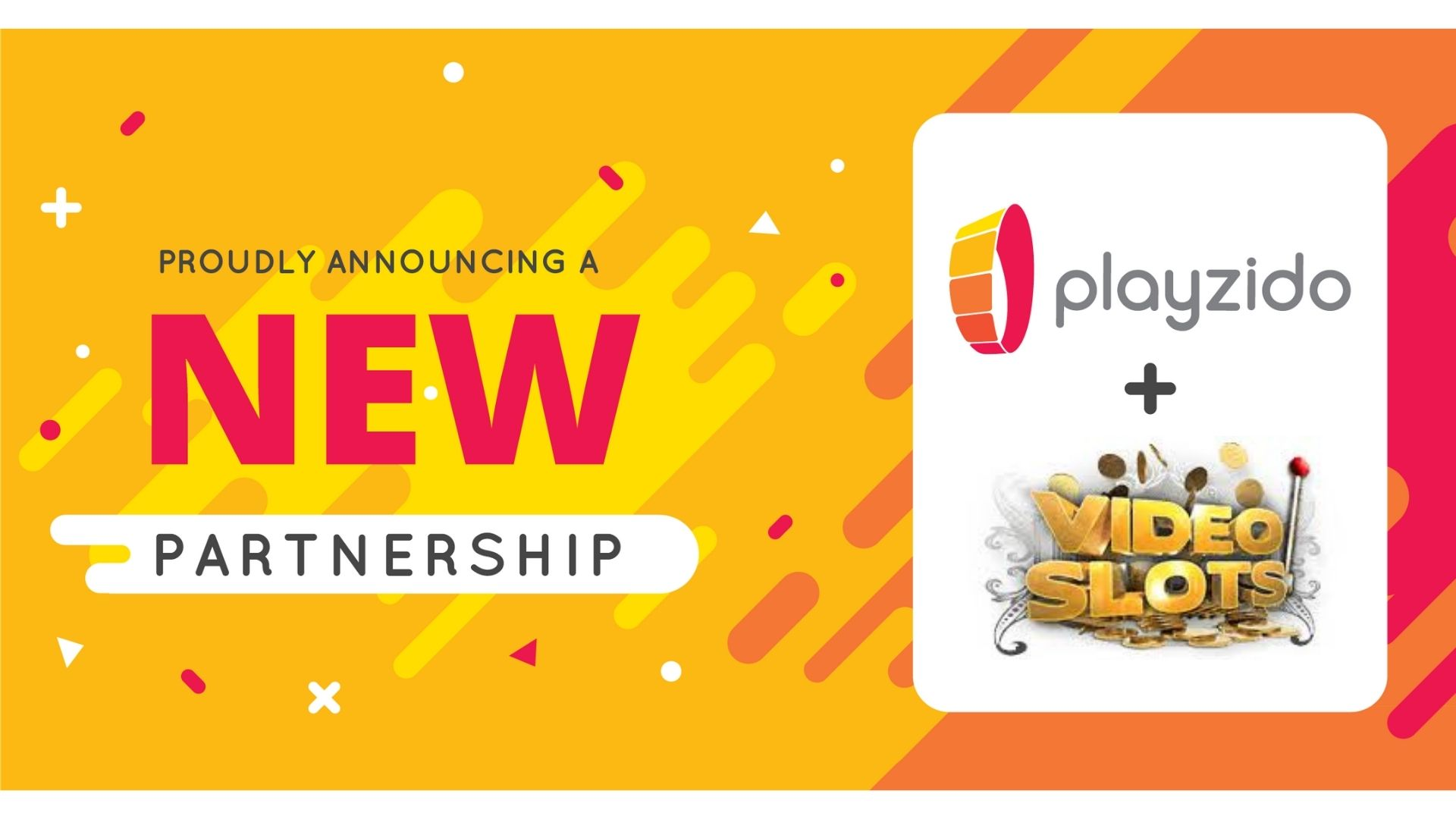 Playzido's portfolio of premium slots launch with online slot giant, Videoslots