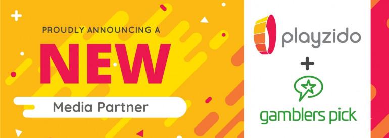 Playzido partner with global online community, GamblersPick.