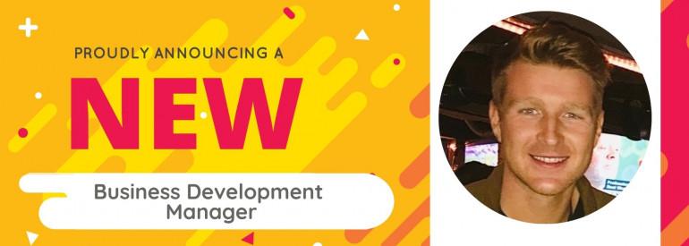 Playzido Hires New Business Development Manager - Jack Bailey